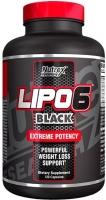 Nutrex LIPO 6 Black 120 капсул
