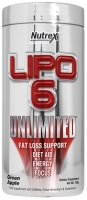 Nutrex Lipo 6 Unlimited Powder 150 g