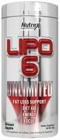 Nutrex Lipo 6 Unlimited Powder 150 g