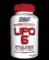 Nutrex Lipo-6 Stim-Free 120 liquid caps