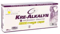 Olimp Labs Kre-Alkalyn 2500 MEGA CAPS 120 капс