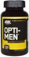 Optimum Nutrition Opti-Men New Coated 150 таб