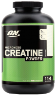 Optimum Nutrition Creatine Powder 600 грамм