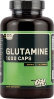 Optimum Nutrition Glutamine 1000 120 капс