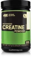 Optimum Nutrition Micronized Creatine Powder (88 serv) 317 g