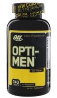 Optimum Nutrition Opti-Men 240 таб новая оболочка