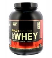 Optimum Nutrition Whey Gold Standard 2.27кг Америка Мятая банка