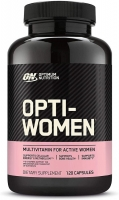 Optimum Opti-Women 120 капс Новый Дизайн