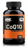 Optimum nutrition CO-Q10 100 мг 150 софтгель