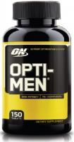 Optimum Nutrition Opti-Men NEW 150 таб