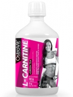 OstroVit L-carnitine + Green Tea 500 ml