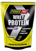 Power Pro Whey Protein 1000 g