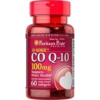 Puritans Pride Coenzyme Q10 100 mg 60 softgel