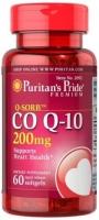 Puritans Pride Coenzyme Q10 200 mg 60 softgel