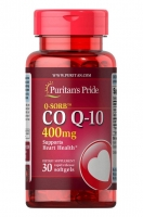 Puritans Pride Coenzyme Q10 400 мг 30 капс