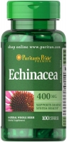 Puritans Pride Echinacea 400 мг 100 капсул