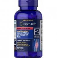 Puritans Pride Glucosamine Chondroitin MSM 180 каплет