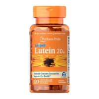 Puritan's Pride Lutein 20 Mg With Zeaxanthin 120 softgels