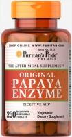 Puritans Pride Papaya Enzyme 250 таблеток