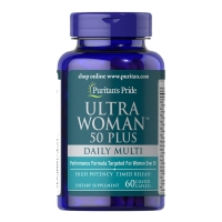 Puritans Pride Ultra Woman 50 Plus Multi-Vitamin 60 каплет