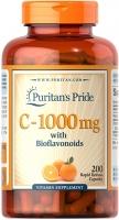 Puritans Pride Vitamin C 1000 мг with Bioflavonoids 200 кап