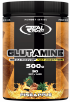 REAL PHARM GLUTAMINE 500 g