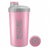SCITEC Shaker Pink 700 ml