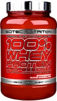 Scitec Nutrition 100% Whey Protein Professional LS - 920 г
