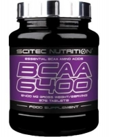 Scitec Nutrition BCAA 6400 - 375 таблеток