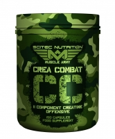 Scitec Nutrition Crea Combat 150 капс