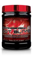Scitec Nutrition Hot Blood - 300 г