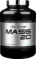 Scitec Nutrition Mass 20 4,08 кг