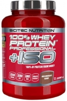 Scitec Nutrition Whey Protein Professional + ISO 2.28 kg