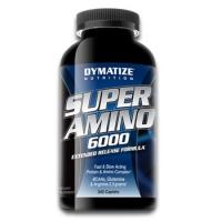 Dymatize Super Amino 6000 345 каплет