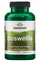 Swanson Boswellia 400 мг 100 капс