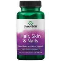 Swanson Hair Skin Nails 60 таб