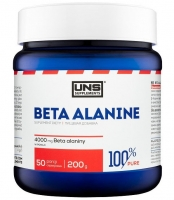 UNS 100% Pure Beta-Alanine 200 g