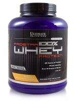 Ultimate Nutrition 100% Prostar Whey Protein 5.28 lb (2,39 кг)