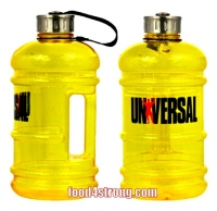 Universal Nutrition - Gallon water bottle - 1,9 l yellow