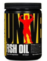 Universal Nutrition Fish Oil 1200 mg 100 caps