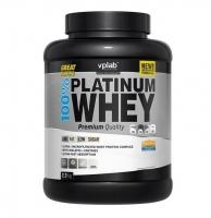 VPlab  Platinum Whey 2300 грамм