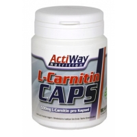 ACTIWAY  L-Carnitine 80 капс