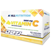 All Nutrition Vitamin C 1000 mg Bioflaw 60 капс