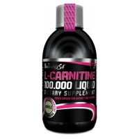 BioTech USA  L-Carnitine 100000 liquid