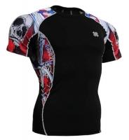 Компрессионная одежда с коротким рукавом C2S-B19R