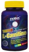 FitMax TERM L-CARNITIN (600 мг +60 мг CAFFEINE) 60 капс