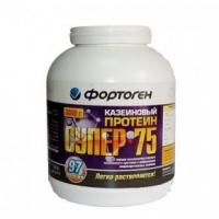 фортоген протеин супер-75 (казеиновый) - 3 кг пакет