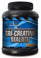 Hi Tec Tri Creatine Malate 200 капс