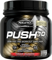 Muscletech Push 10 Performance Series