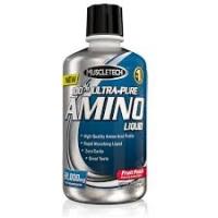 MUSCLETECH 100% Ultra-Pure Amino Liquid 960 мл